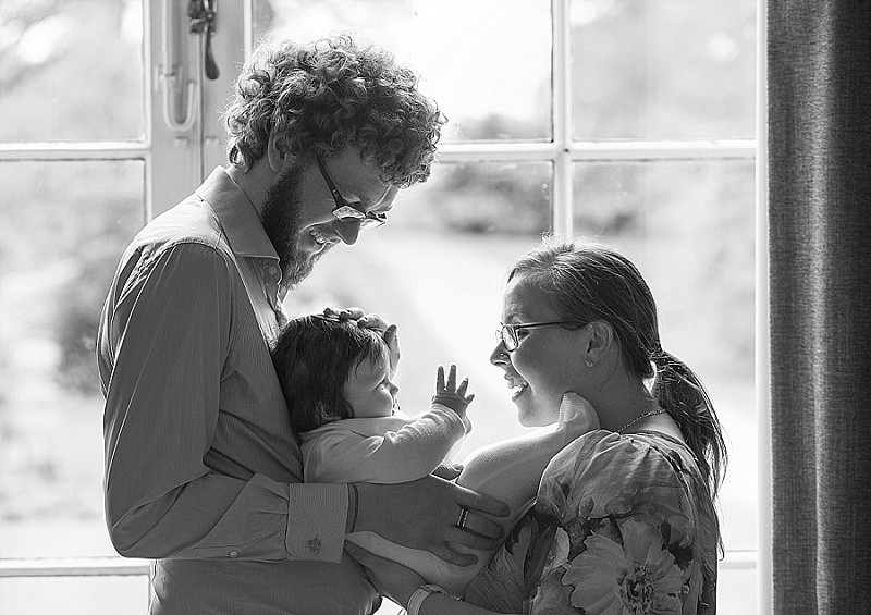 Josan & Matt's family photo