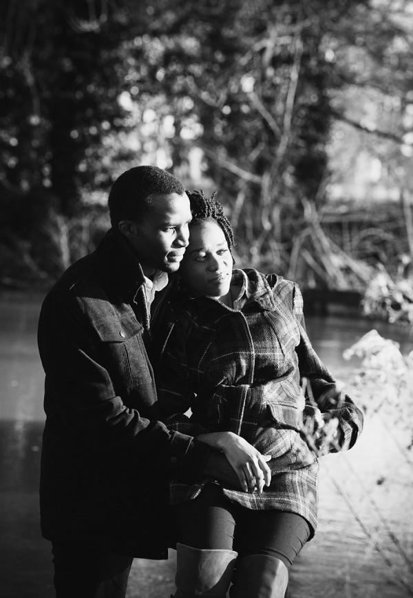 Noreen and Jonathan